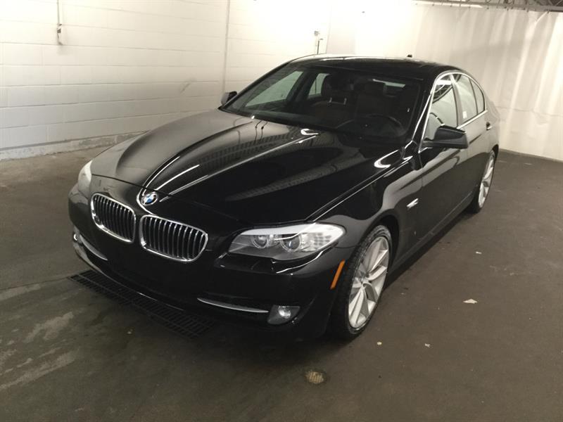 BMW 5 Series 2013