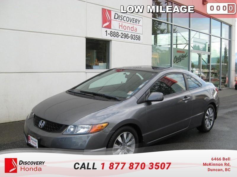 2009 Honda Civic Coupe Coupe EX-L at  - $106.12  #B2612