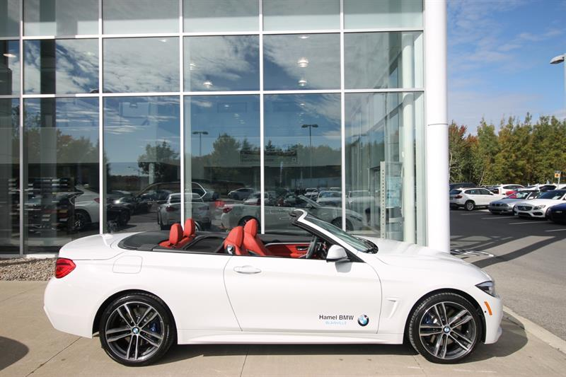 BMW 4 Series 2018 440i xDrive Cabriolet #18-030