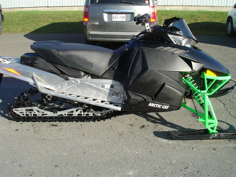 Arctic Cat ProCross F 800 2012
