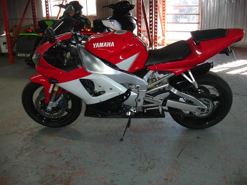Yamaha Yzfr1 2000