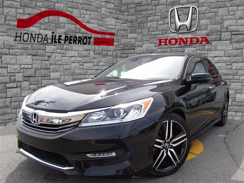 Honda Accord Sedan 2017 4dr I4 CVT Sport TOIT OUVRANT #44198