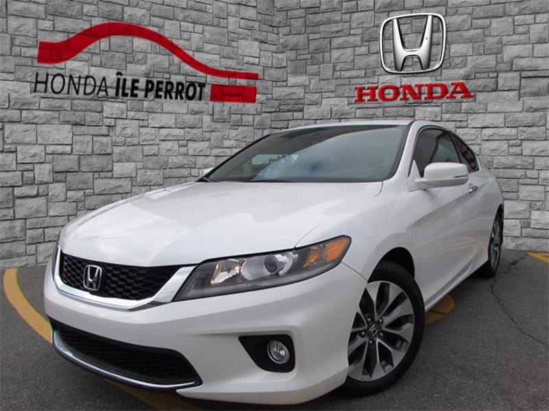 Honda Accord Coupe 2014 2dr I4 CVT EX TOIT OUVRANT #44203-1