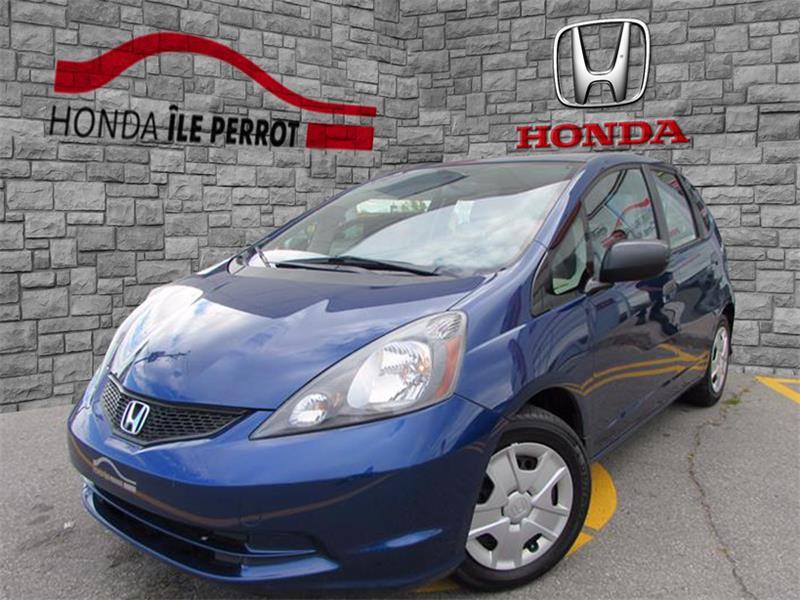 Honda FIT 2014 5dr HB Auto DX-A  #44237