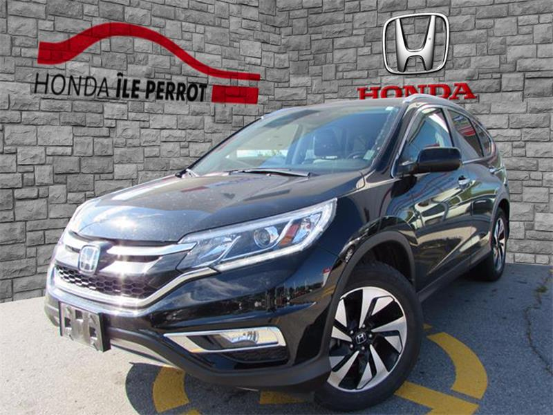 Honda CR-V 2015 AWD 5dr Touring CUIR TOIT OUVRANT NAVIGATION/GPS  #44244