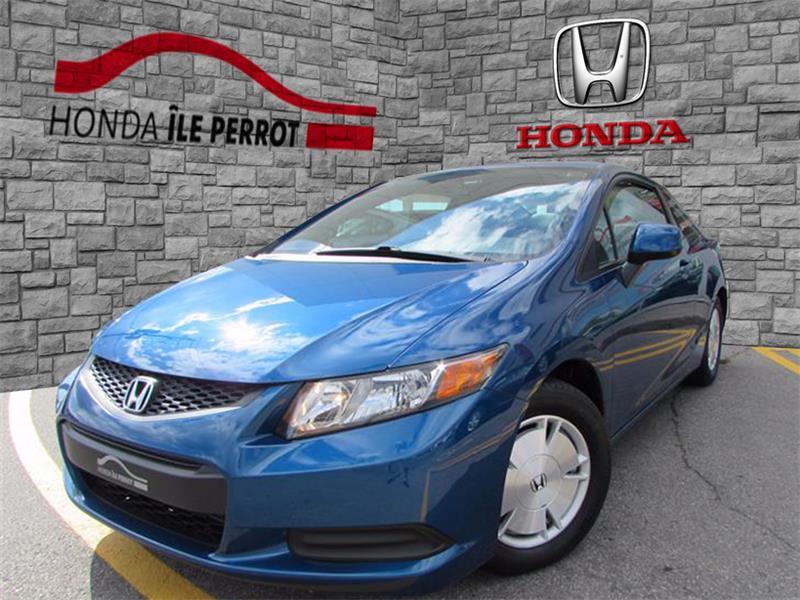 Honda Civic Cpe 2012 2dr Auto LX BLUETOOTH  #317836-1