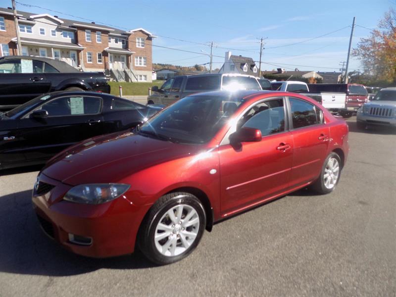 Mazda MAZDA3 2008 GX #AD5175