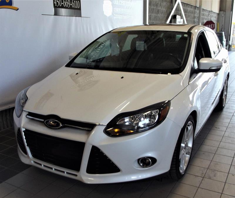 Ford Focus TITANIUM UNE 2013 VÉRITABLE PERLE #1726841