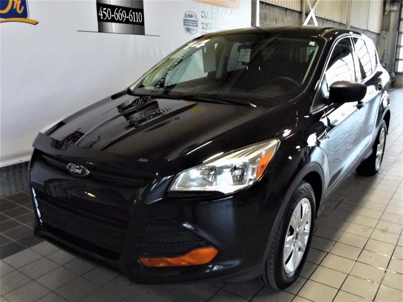 2014 Ford Escape S #1715161