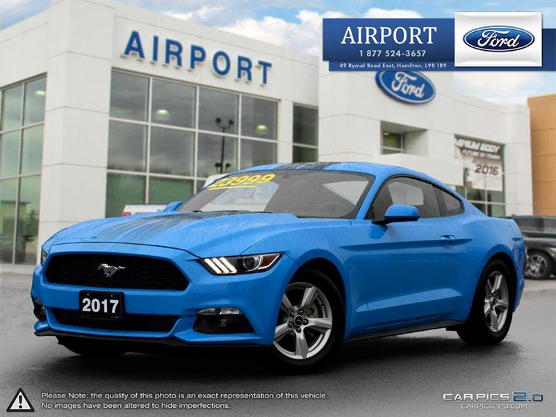 2017 Ford Mustang 2dr Fastback V6 #A71094