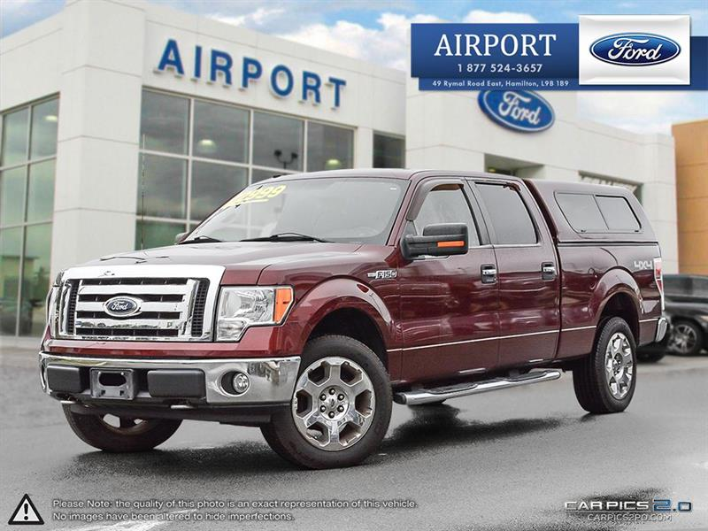 2009 Ford F-150 4WD SuperCrew #A70958