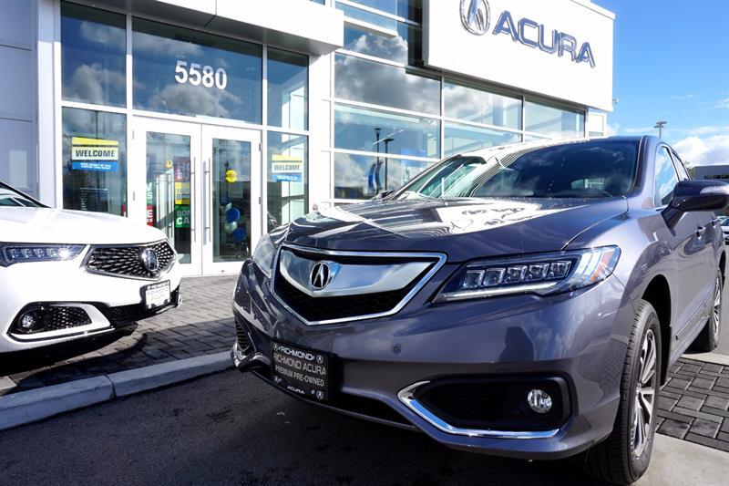 2018 Acura RDX Elite AWD #836355A
