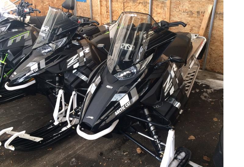 Arctic Cat ZR 5000  LXR 2017