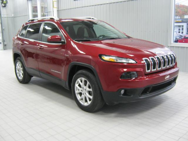 Jeep Cherokee 2016 4WD 4dr North #A4899