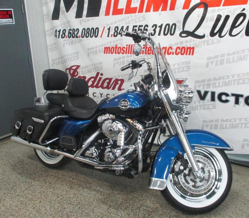 Harley Davidson FLHRC Road King 2008