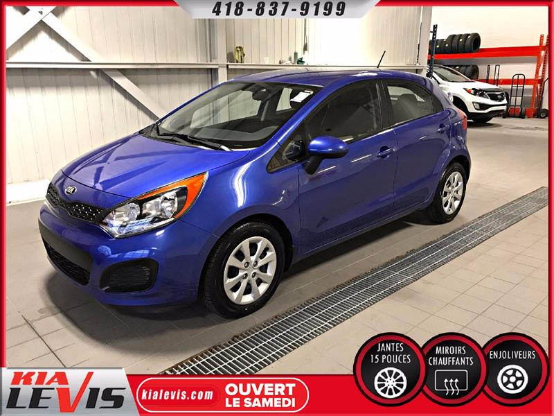 Kia Rio 2014 RIO5 LX+AUTO-AIR-FULL #181107A