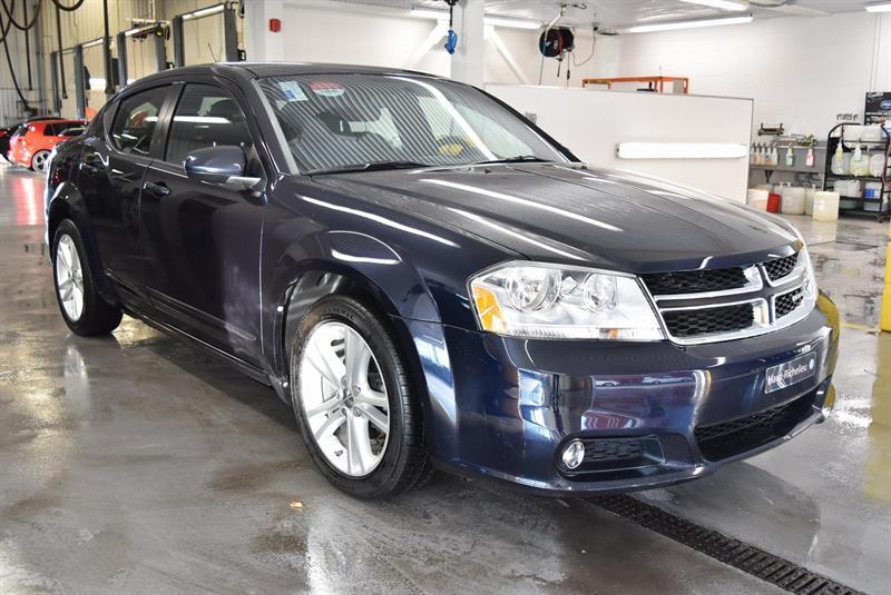 Dodge Avenger 2011 SXT #16820B