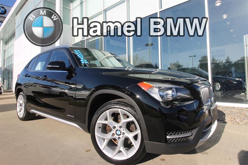 BMW X1 2014 AWD 4dr xDrive28i 2,9% JUSQU'A 84 MOIS #U17-252