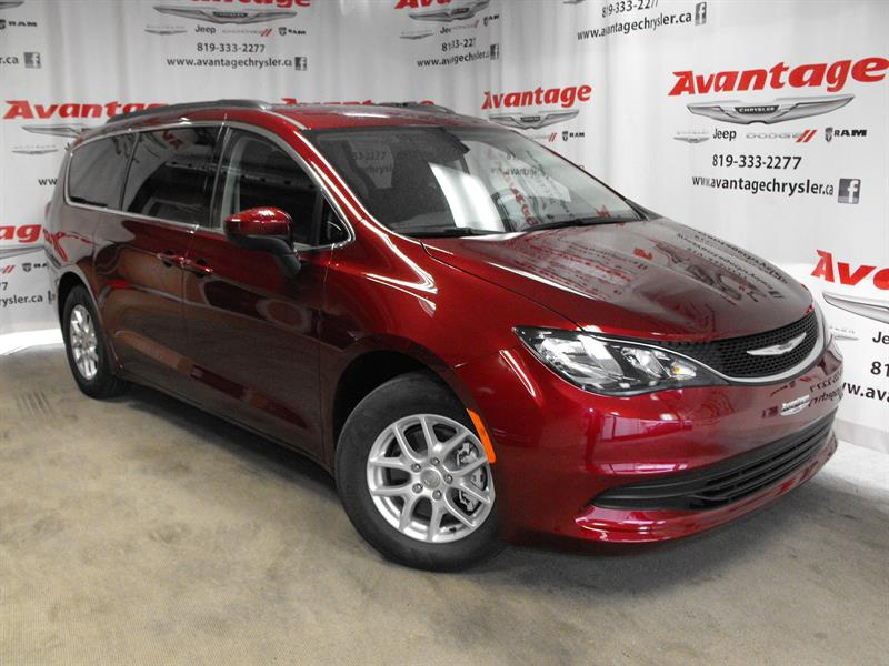 Chrysler Pacifica 2017 LX #37132