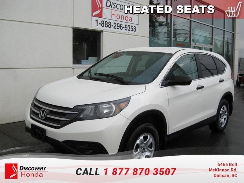 2014 Honda CR-V LX AWD  - Bluetooth -  He #17-542A