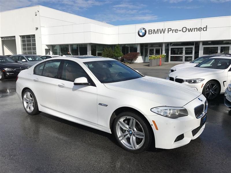 2013 BMW 5-Series 535i xDrive #BP512320