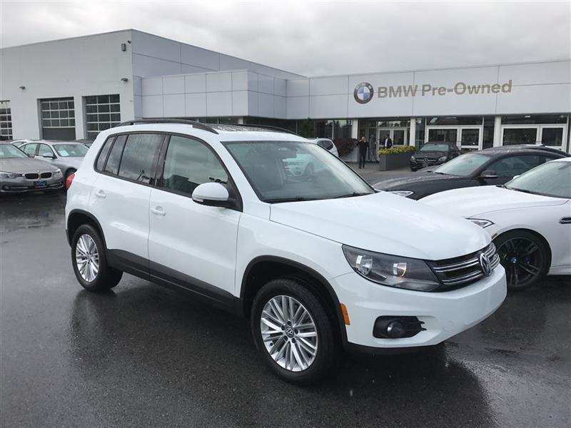 2016 Volkswagen Tiguan Special Edition 2.0T 6sp at w/Tip 4M #BP5532