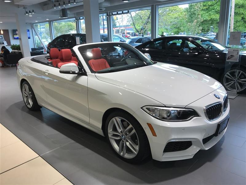 2016 BMW 2 Series 228i xDrive Cabriolet #BP5538