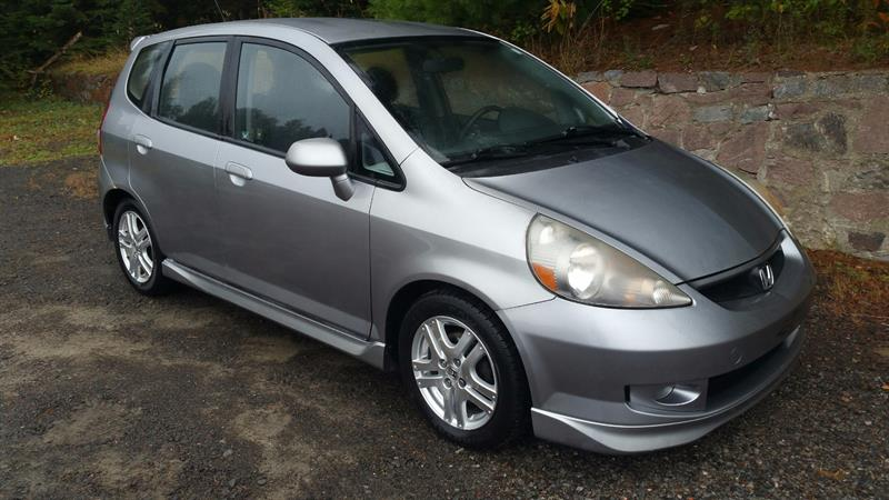 Honda FIT 2007 5dr HB AT Sport #18003A