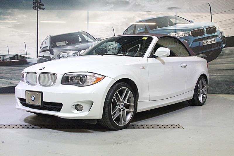BMW 1 Series 2013 128i Cabriolet Limited Edition #U4224
