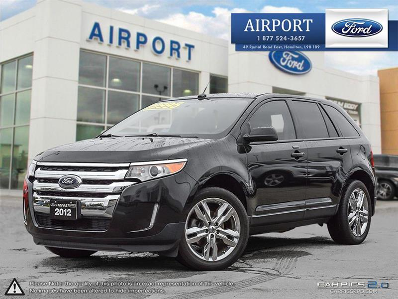 2012 Ford EDGE 4dr SEL FWD #A71073