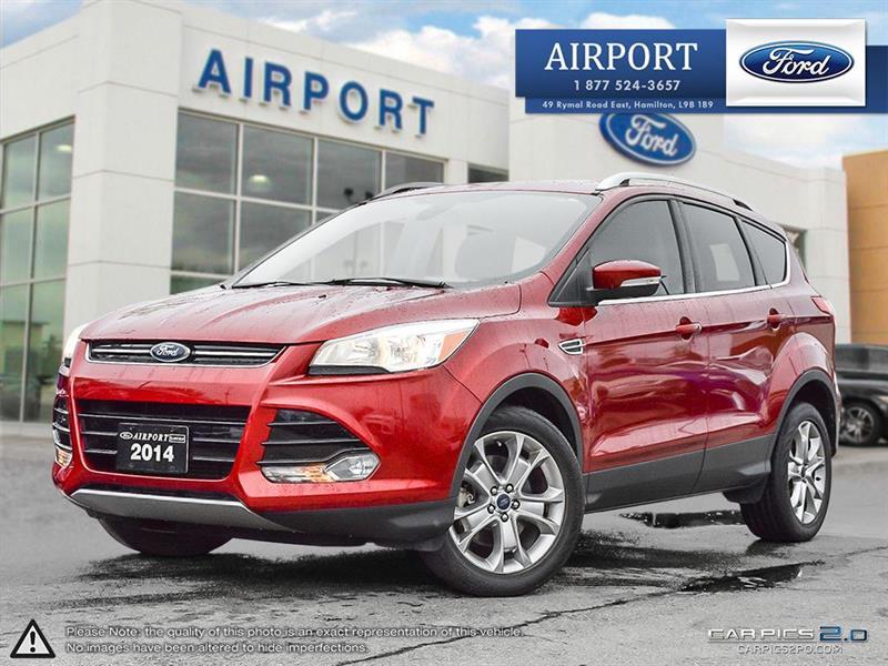 2014 Ford Escape 4WD 4dr Titanium #A70569