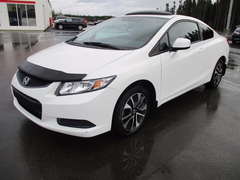 2013 Honda Civic Cpe 2dr Auto EX #H17326A