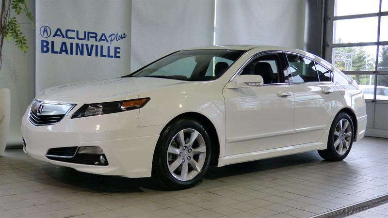 Acura TL 2014 TECHNOLOGIE ** 2WD ** GPS ** Achat 72 mois 2.5% ** #P5380