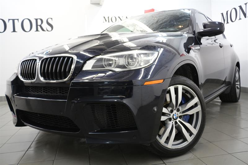 2013 BMW X6 M AWD X6M FULLY LOADED GPS PANRF 360CAM BT AND MORE #8107