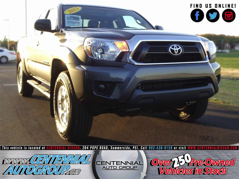2013 Toyota Tacoma 4WD | SR5 | V6 | One Owner #SP17-024A