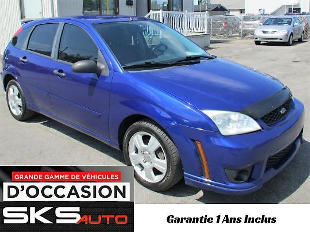 Ford Focus 2006 ZX5 SES(GARANTIE 1 ANS INCLUS) *FINANCEMENT MAISON #SKS-3782-12