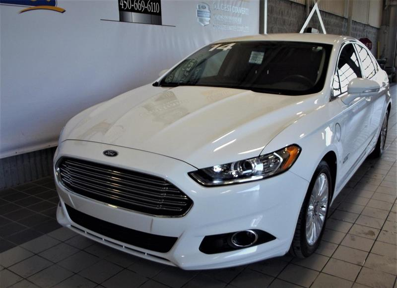 Ford Fusion 2014 ENERGI SE LUXURY LUXUEUSE #62598