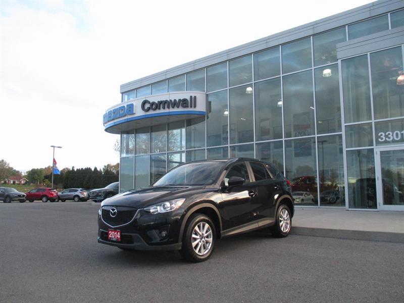 2014 Mazda CX-5 GS AWD #18-057A