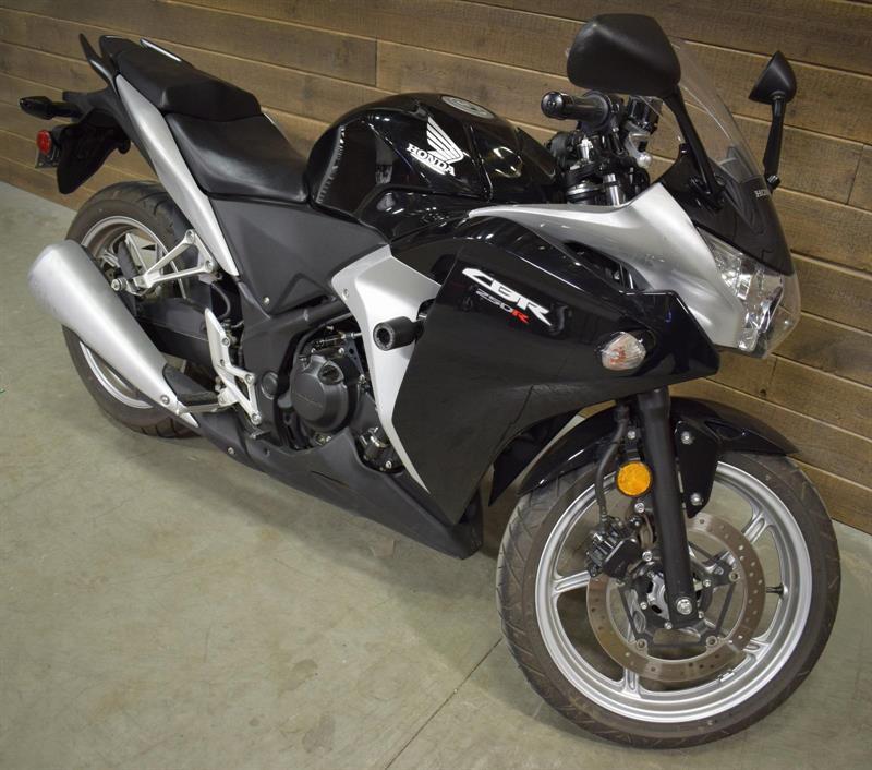 Honda CBR250 R 2012
