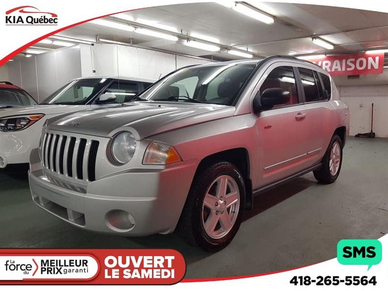 Jeep Compass 2010 NORTH *AUTOMATIQUE* MAGS* #K180251A