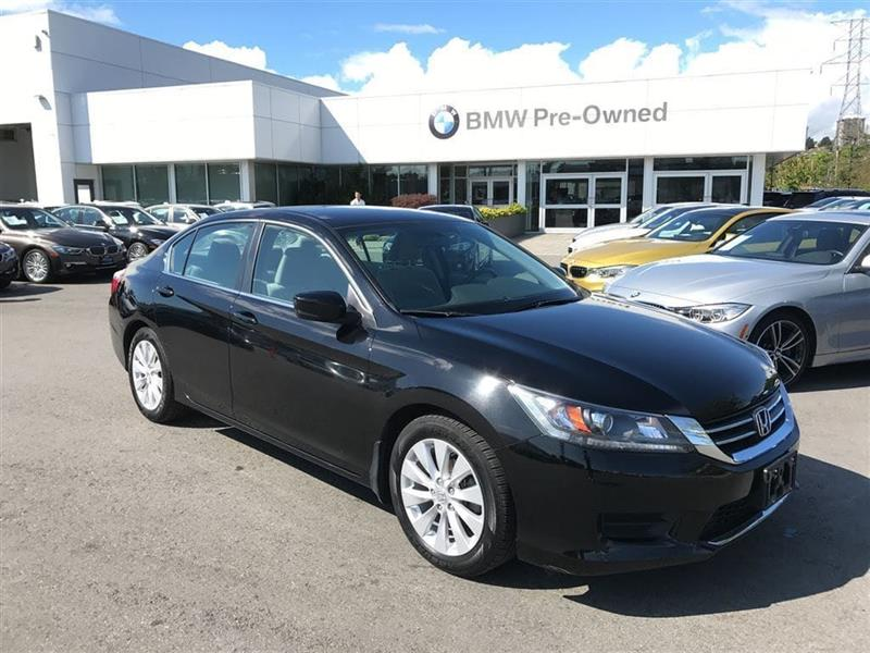 2014 Honda Accord Sedan L4 LX CVT #BP505710
