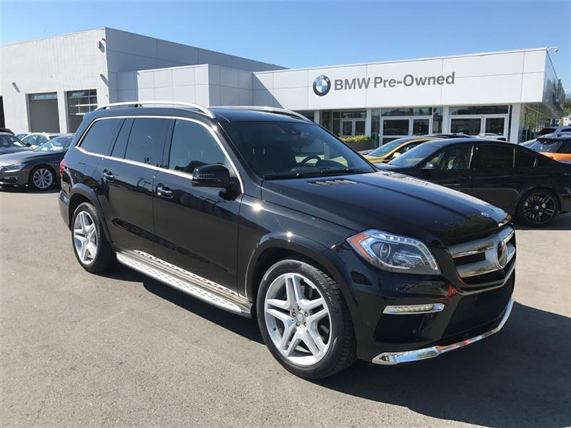 2015 Mercedes-Benz GL350 BlueTEC 4MATIC #BP5016