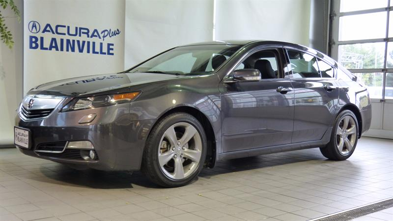 Acura TL 2013 TECHNOLOGIE ** SH-AWD ** #P5379