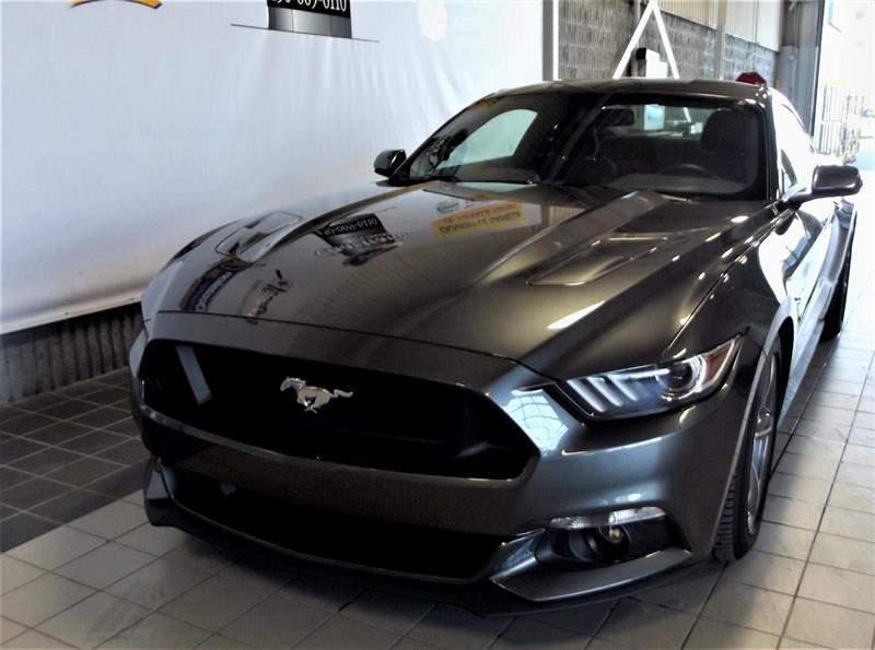 Ford Mustang GT 2015 PUISSANCE BRUTE #1802141