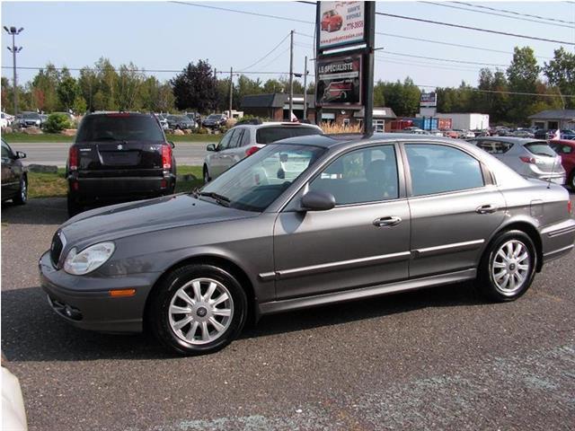 Hyundai Sonata 2004 GL #P1056A