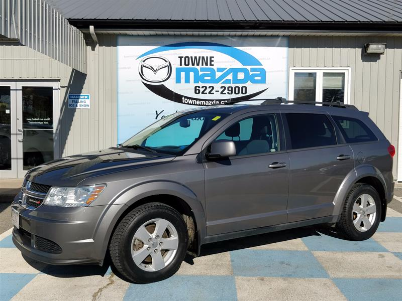 2013 Dodge Journey FWD 4dr #1754A
