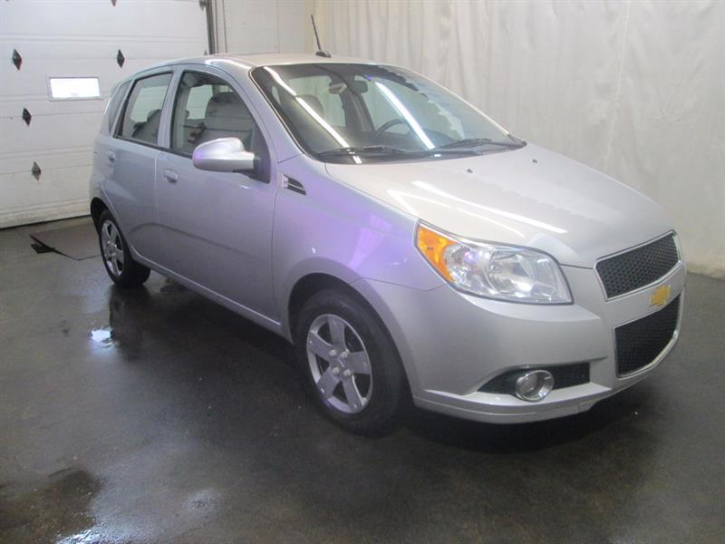 Chevrolet Aveo 2011 5dr Wgn LT #7-1008