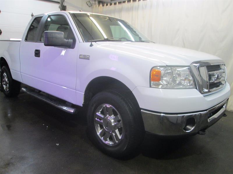 Ford F-150 2008 4WD SuperCab #7-1011