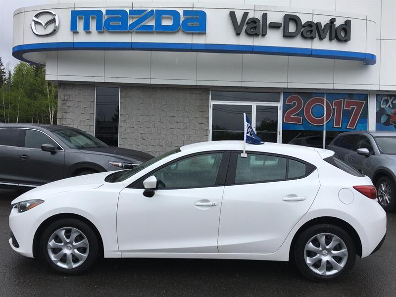 Mazda MAZDA3 2015 4dr Sdn GX #B1423