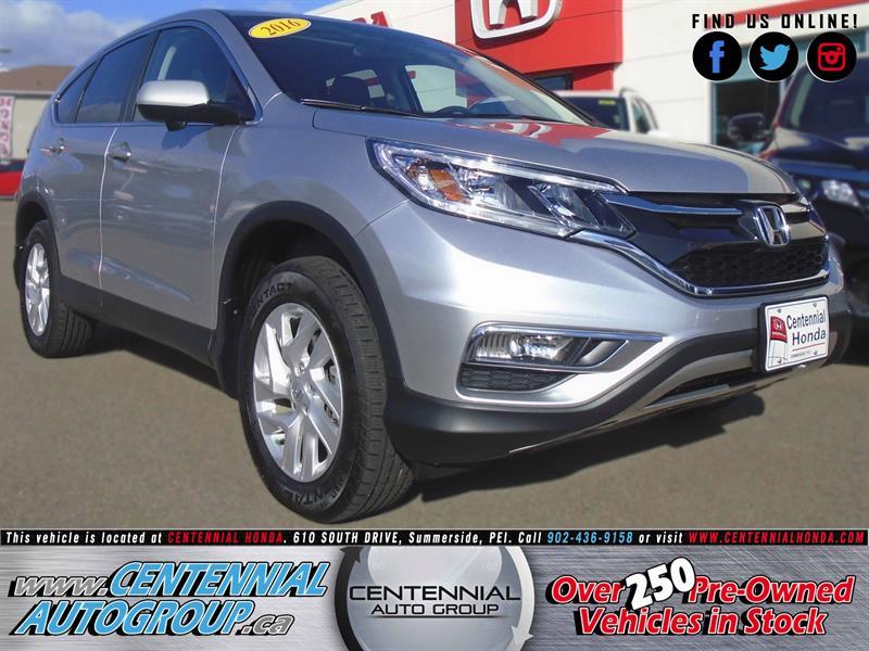 2016 Honda CR-V EX | AWD | 2.4L | Bluetooth | Honda Plus #U1624